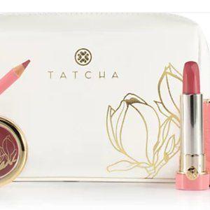 tatcha Makeup - NIB limited edition Tatcha lip kit